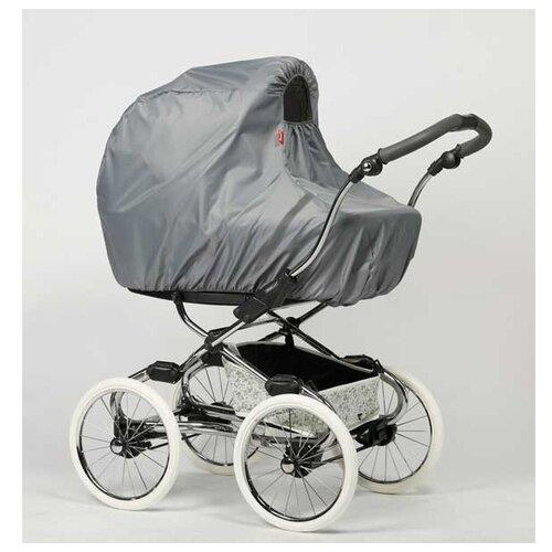 Купить Ruivo Чехол от снега R005 серый, Аксессуары для колясок и автокресел