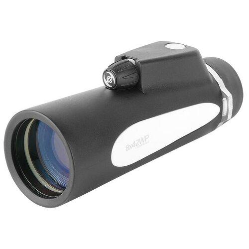 Фото - Монокуляр Veber 8х42 WP с компасом черный/белый лупа veber 7030 с ручкой