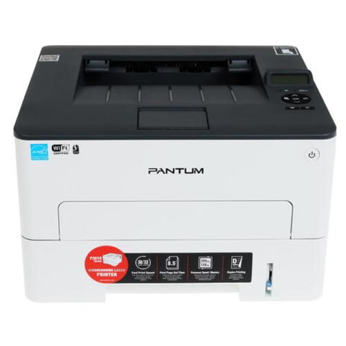 Фото - Принтер Pantum P3010DW, серый принтер pantum p3300dn