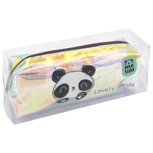 Купить MESHU Пенал Lovely panda (Tn_19876) разноцветный, Пеналы
