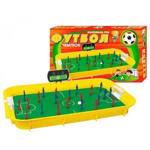 Настольный футбол ТехноК Футбол Чемпион, 53*31*8 см (335)