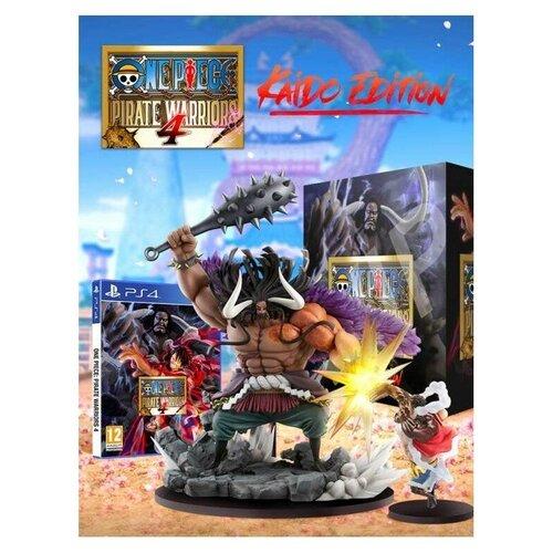 Игра для PlayStation 4 One Piece Pirate Warriors 4. Kaido Edition, русские субтитры недорого