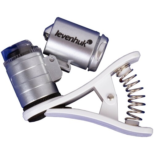 Фото - Микроскоп LEVENHUK Zeno Cash ZC4 белый микроскоп карманный для проверки денег levenhuk zeno cash zc10