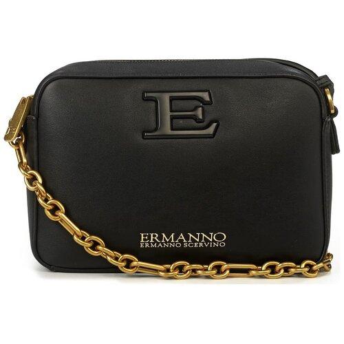 Сумка-клатч женская Ermanno Scervino ESC12401053 black Irma