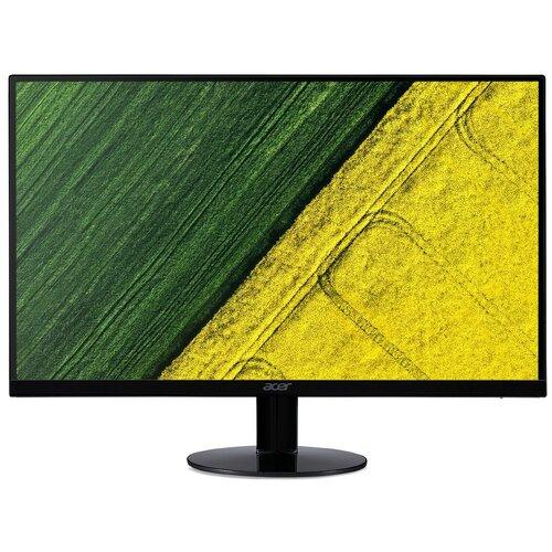 Монитор Acer SA270Abi 27, черный монитор acer cb271hkabmidprx 27 черный [um hb1ee a05]