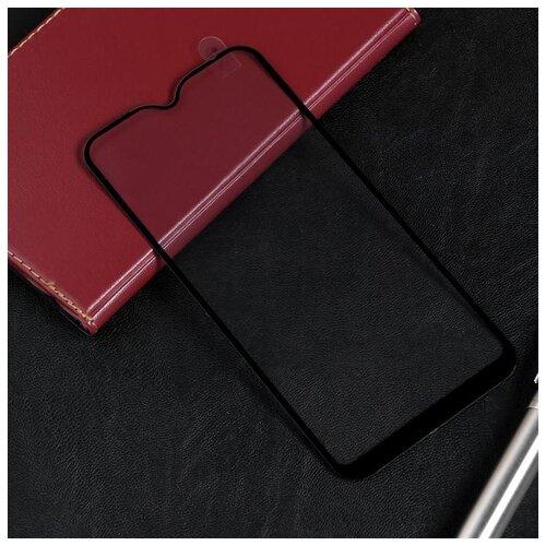 Защитное стекло Red Line для Samsung Galaxy A01 Full Screen полный клей черное 5261067