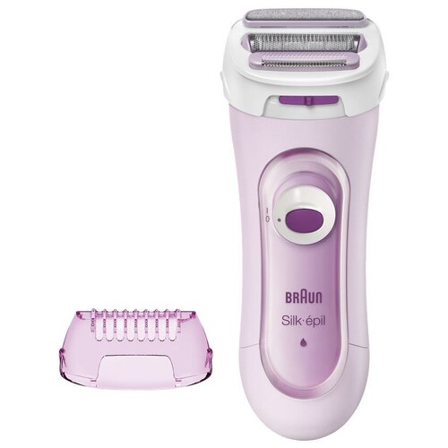 Электробритва для женщин Braun LS 5-360 Silk-epil 3-в-1 розовый