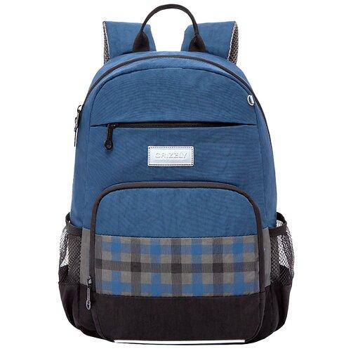 Купить Grizzly Рюкзак школьный RB-155-1/1, Рюкзаки, ранцы