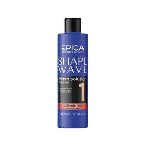 EPICA Shape wave Перманент для трудноподдающихся волос, 400мл.