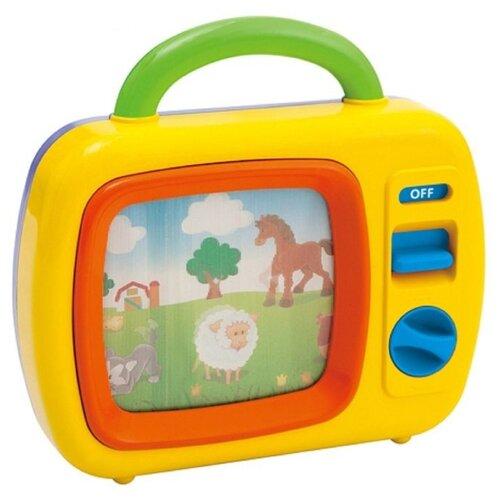 Купить Интерактивная развивающая игрушка PlayGo My First TV (2196), Развивающие игрушки