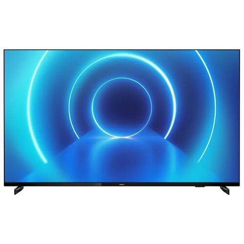 Фото - Телевизор Philips 70PUS7605 70 (2020), черный телевизор philips 43pfs4012 43 2017 черный