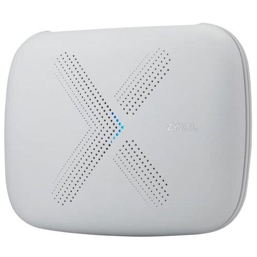 Wi-Fi Mesh система ZYXEL Multy Plus, белый wi fi mesh система zyxel multy u kit 2 белый