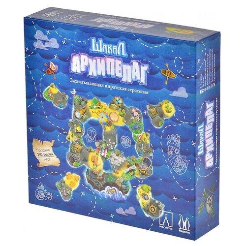 Купить Настольная игра Magellan Настольная игра Шакал Архипелаг (MAG119820), Настольные игры
