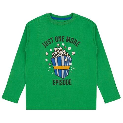 Фото - 7011102009 Джемпер детский для мальчиков Holmium светло-зеленый (122) свитшот infunt размер 128 светло зеленый