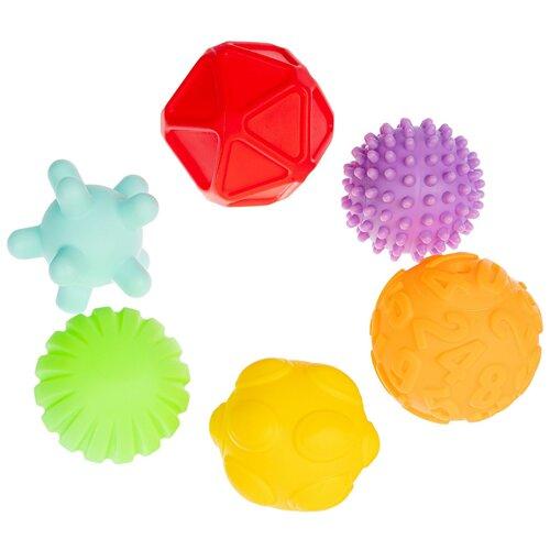 Сенсорные мячики Bondibon