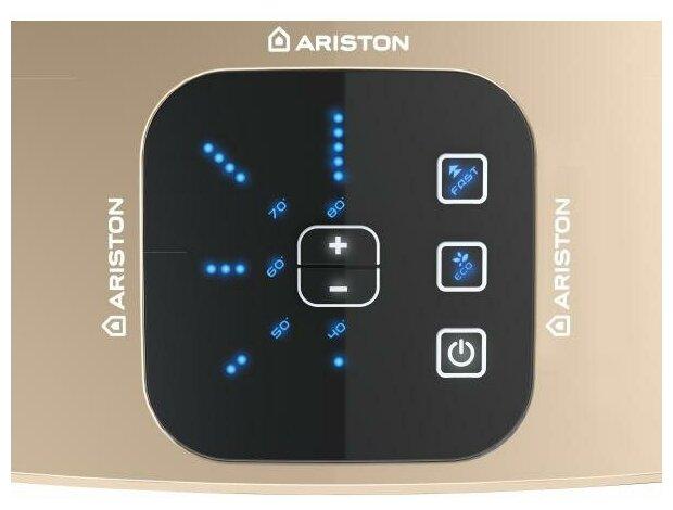 Накопительный электрический водонагреватель Ariston ABS VLS EVO INOX PW 50 D