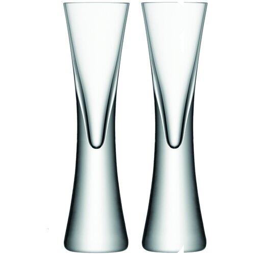 LSA Набор бокалов Moya liqueur glass MV19 2 шт. 50 мл бесцветный
