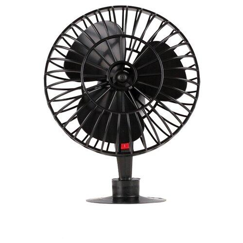 Автомобильный вентилятор ALCA 524100, black