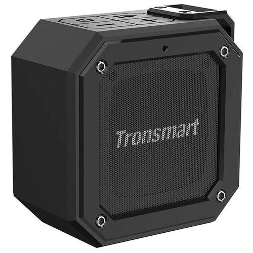 Портативная акустика Tronsmart Element Groove, черный портативная акустика tronsmart element t6 plus upgraded красный