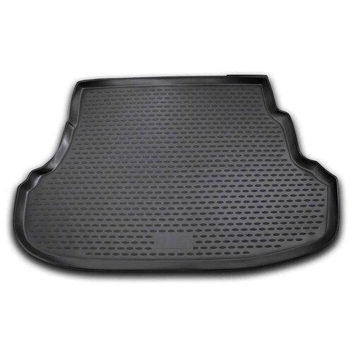 Коврик багажника ELEMENT NLC.20.42.B10 для Hyundai Solaris черный коврик element nlc 48 02 b10 для toyota camry черный