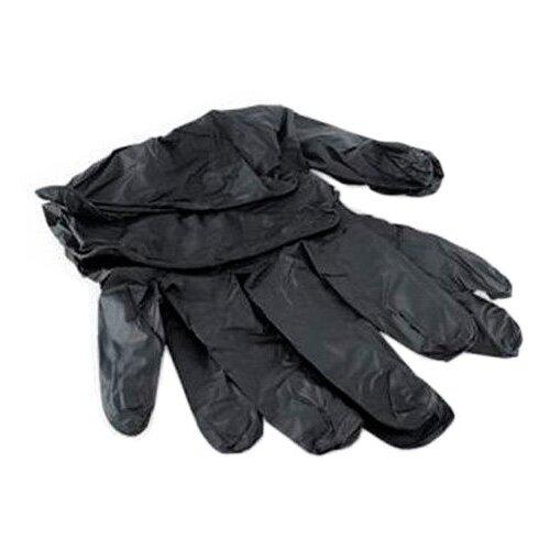 Фото - Перчатки Aviora Виниловые, 50 пар, размер XL, цвет черный перчатки aviora нитриловые 50 пар размер s цвет черный