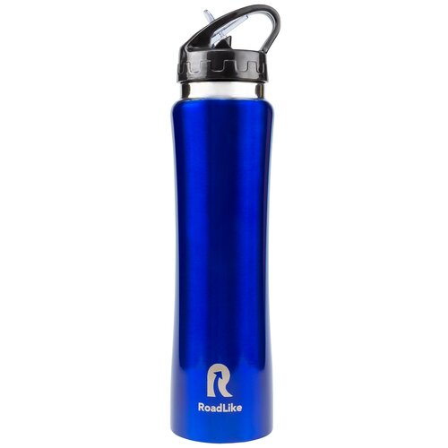 Термобутылка Roadlike 500мл, синий