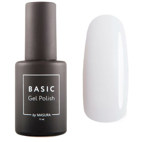 Купить Гель-лак для ногтей Masura Basic, 11 мл, Кокосовое Молочко