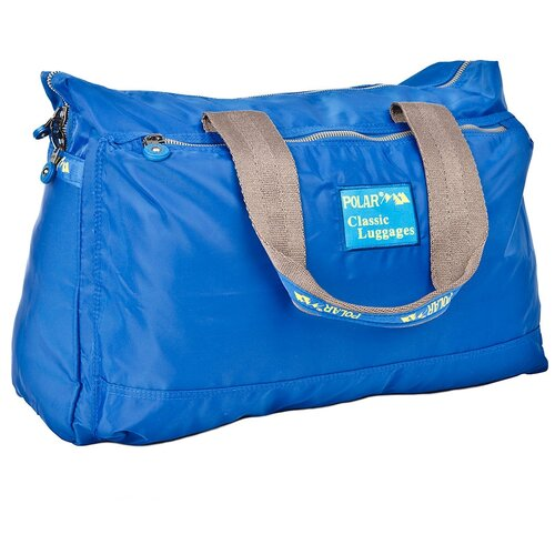 Дорожная сумка П1288-17 синий