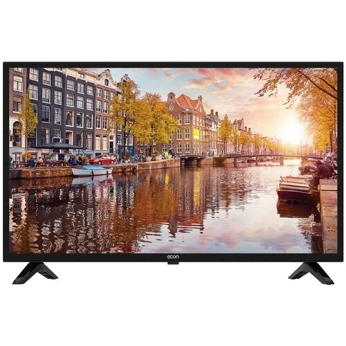 """Телевизор ECON EX-32HS013B 32"""" (2020), черный"""