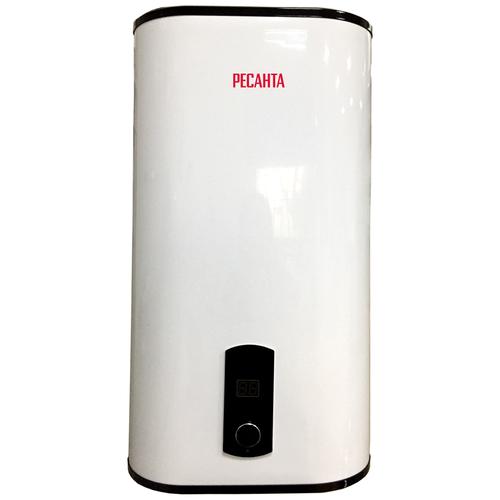 Электрический водонагреватель РЕСАНТА ВН-30В белый