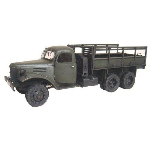Сборная модель ZVEZDA Грузовик ЗиС-151, подарочный набор, 1/35 сборная модель zvezda советский грузовик 4 5 тонны зис 151 3541 1 35