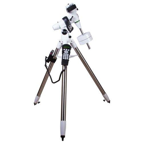 Фото - Монтировка Sky-Watcher EQ5 SynScan GOTO со стальной треногой 68768 серый/белый автогид sky watcher synguider 71342 серый
