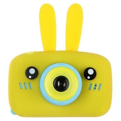 """Фотоаппарат Сима-ленд KIDS Fun Camera Bunny """"Зайчик"""" желтый"""