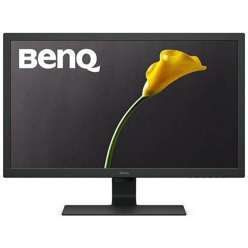 Монитор BenQ GL2780 27, черный монитор benq el2870ue 27 9 серебристый [9h lgtlb fse]