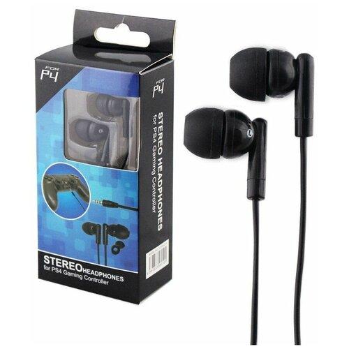 Dobe Гарнитура Stereo Headphones для контроллера Sony Dualshock 4 (WTP4-019) черный