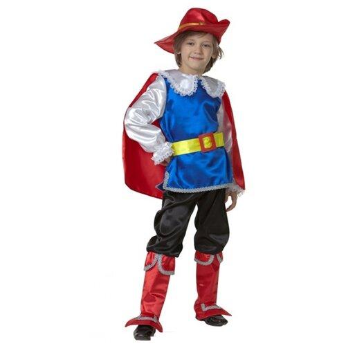 Купить Детский костюм Кот в сапогах (7219), 104 см., Батик, Карнавальные костюмы