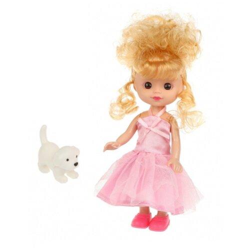 Купить Игровой набор Наша Игрушка Любимый питомец, 15 см, 658-8A, Наша игрушка, Куклы и пупсы