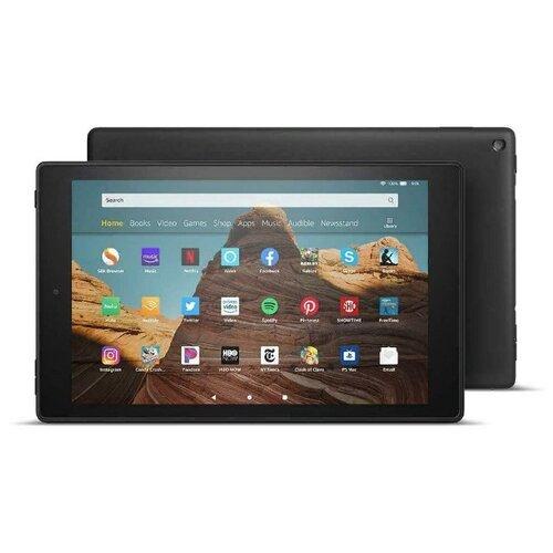Планшет Amazon Kindle FIire HD 10 (2019) 32 GB SO, черный