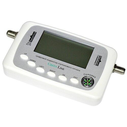 Измеритель уровня сигнала Green Line SatFinder GL-500A