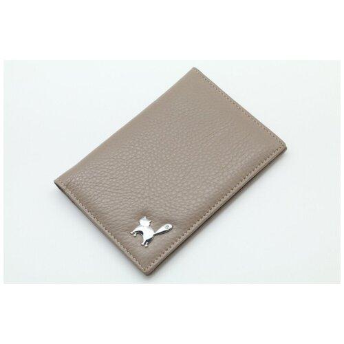 Женская кожаная обложка для паспорта Sergio Valentini СВ 8032-005/1