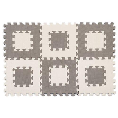 Купить Коврик-пазл Funkids Мозаика-12 (KB-049-6-NT-M), Игровые коврики