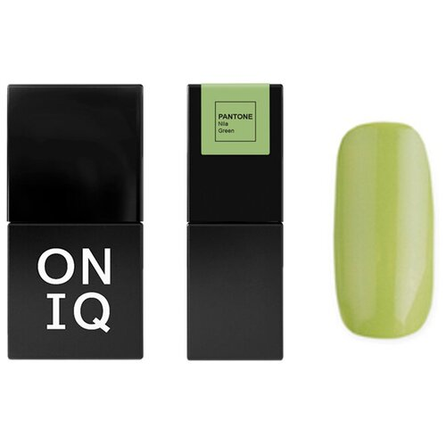 Купить Гель-лак для ногтей ONIQ Pantone, 10 мл, 076 Nile Green