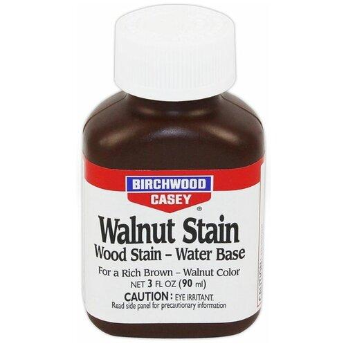 Морилка водная Birchwood Casey Wood Stain walnut 0.09 л недорого