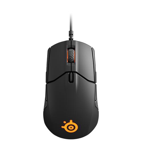 Мышь SteelSeries Sensei 310, черный
