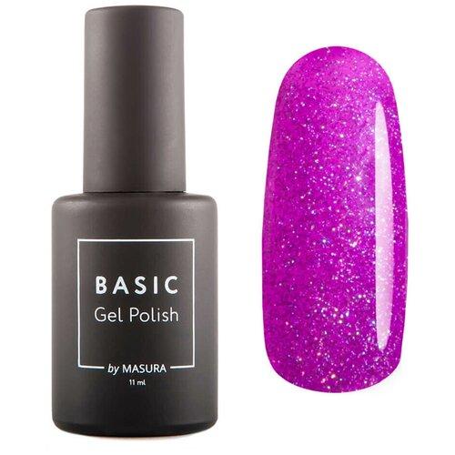 Гель-лак для ногтей Masura Basic, 11 мл, Денди