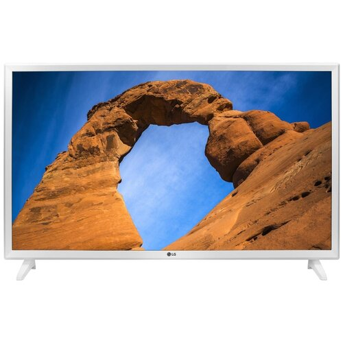Фото - Телевизор LG 32LK519B 32 (2018), белый led телевизор lg 32lk519b