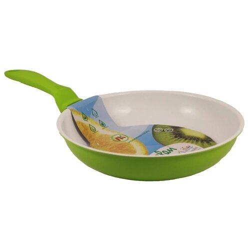 Сковорода NaturePan ColorLife CLP26, 26 см, зеленый