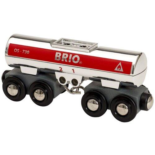 Brio Вагон-цистерна для бензина 33472