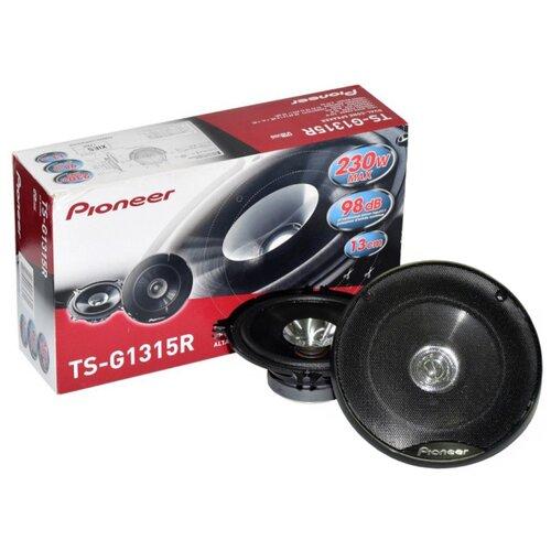 Фото - Автомобильная акустика Pioneer TS-G1315 автомобильная акустика pioneer ts 650c