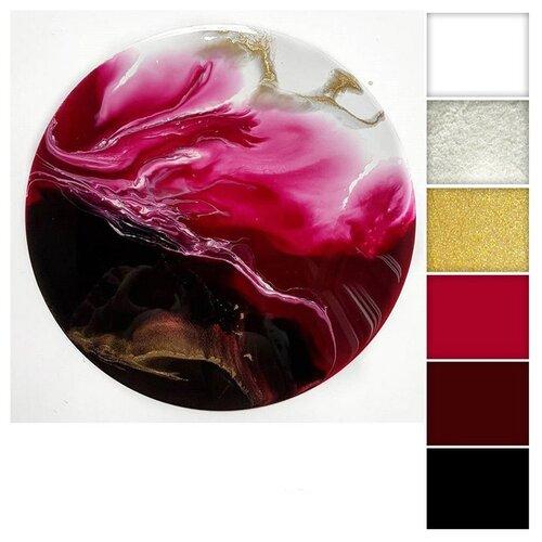 Купить Набор для создания картины эпоксидной смолой ResinArtBox 003, Наборы для декупажа